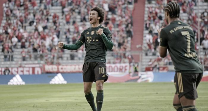 Bayern goleia Bochum e assume provisoriamente a liderança da Bundesliga