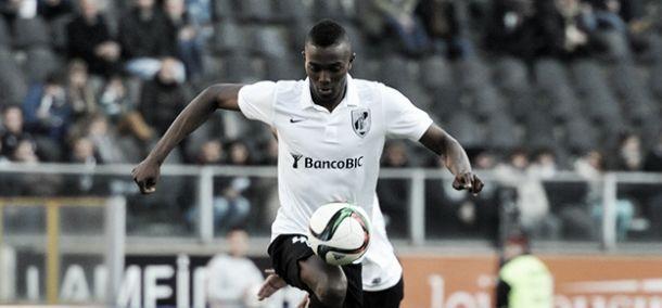 Bernard ruma a Madrid, depois de quatro anos em Guimarães (foto: vitoriasc.pt)