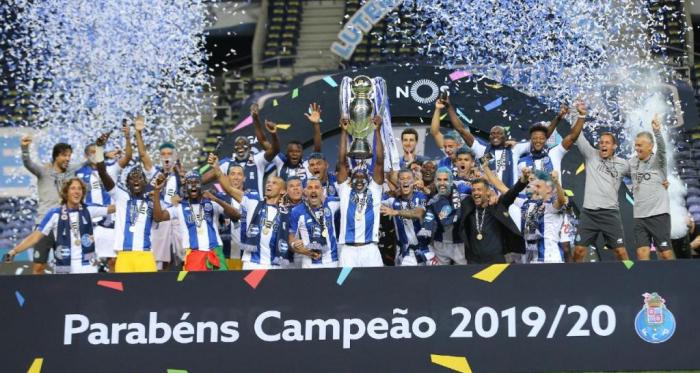 """Sérgio Conceição e o segundo título conquistado com o FC Porto: """"Os adeptos mereciam estar"""""""