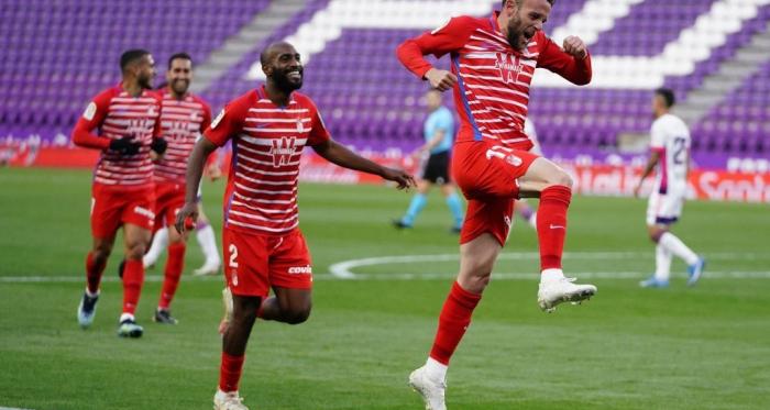 Betis y Granada CF, los mejores equipos del cuarto de hora final