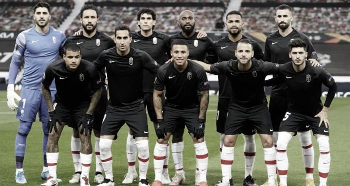 El camino fue el premio para el Granada CF en Europa