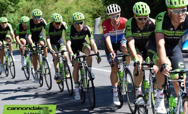 Tour de Francia 2015: Cannondale-Garmin, nuevo equipo, nuevos retos