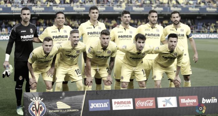 Villarreal-Valencia, puntuaciones Villarreal, jornada 36 LaLiga Santander