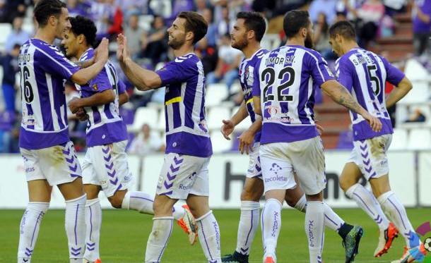 (Fotografía: Real Valladolid).