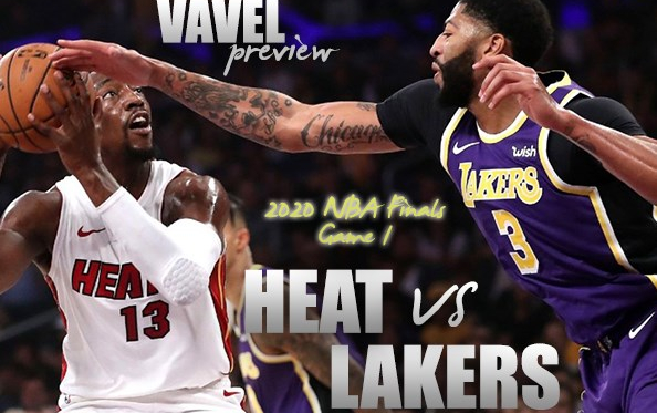Game 1 Preview: 2020 NBA Finals