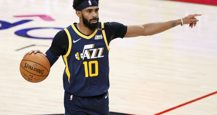Mike Conley Replaces Devin Booker in 2021 All-Star Game