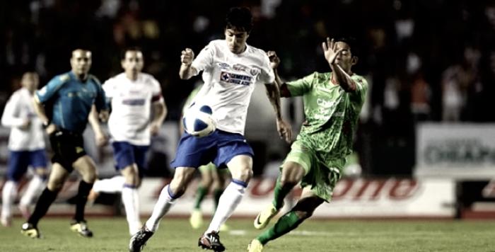 Mauro Formica anota el gol de la victoria en el aniversario 50 de la Máquina | Fuente: Atiempo.mx