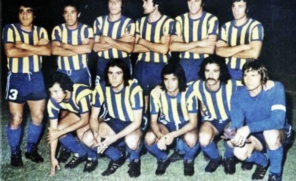 Los campeones del Nacional '73. (Foto: decentral)