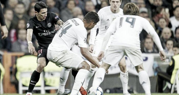 Casemiro, Kroos e Modric deverão formar o meio campo frente ao Atlético de Madrid. (Fonte: 442.co.uk)