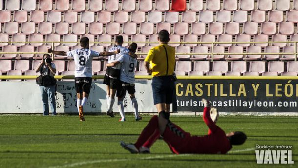 Real Valladolid B - Burgos CF: trayectorias opuestas en el Derbi