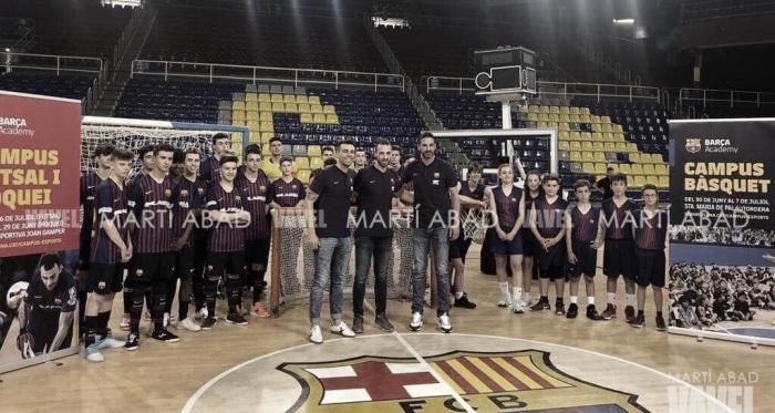 Vuelve el Barça Academy Campus