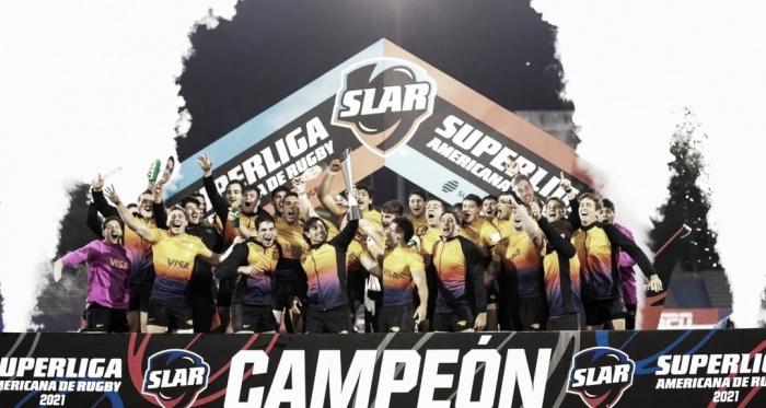 Jaguares XV se quedó con la Superliga