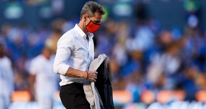 Diego Cocca, el tercer técnico con más puntos en Atlas tras nueve fechas