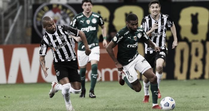 Palmeiras x Atlético-MG AO VIVO: onde assistir ao jogo em tempo real pela Copa Libertadores