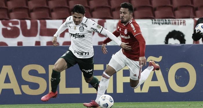 Em má fase, Palmeiras encara embalado Internacional no Allianz