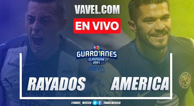 Goles y Resumen del Monterrey 1-0 América, Jornada 2 Liga MX 2021