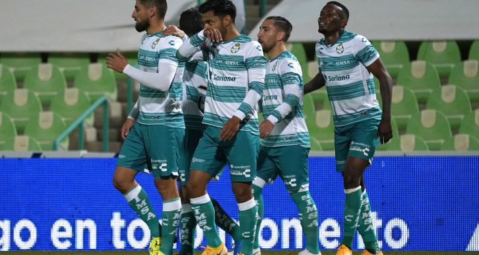 Tigres no pudo anotarle a Santos y salió derrotado de La Laguna