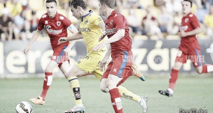 Ojeando al Rival: Numancia, en busca del gol