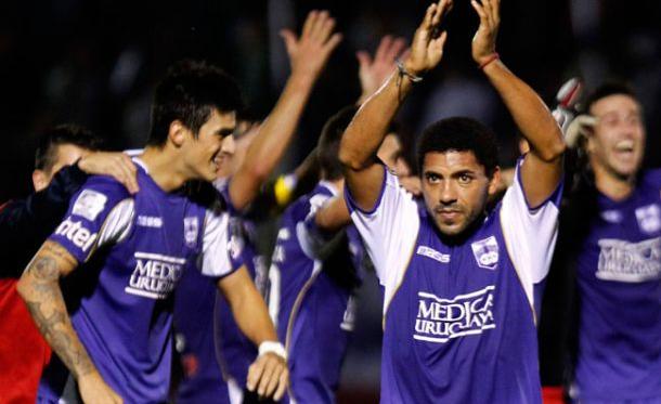 Defensor Sporting jugará la Copa Sudamericana (FOTO:EFE).