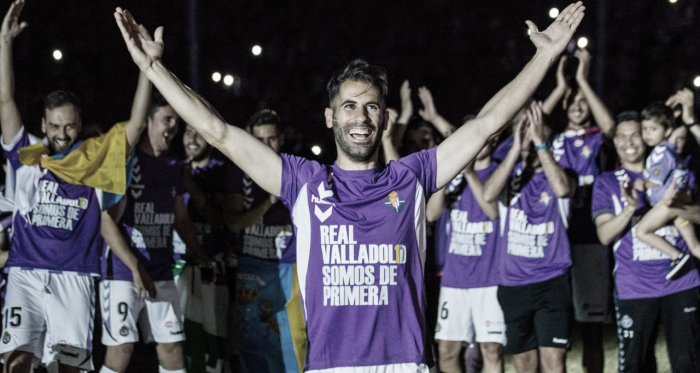 Javi Moyano deja de ser jugador del Real Valladolid