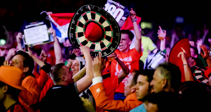 Darts: Match Fixers Target Dutch Darts Players