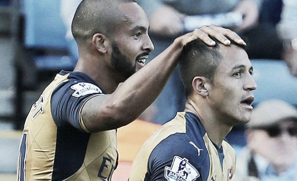 Leicester City 2-5 Arsenal: Five things we learned
