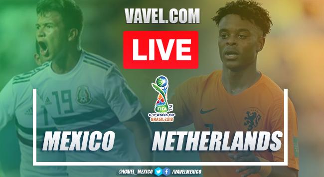Goals, penalty kicks and highlights: Mexico U17 4-3 Netherlands U17, World Cup
