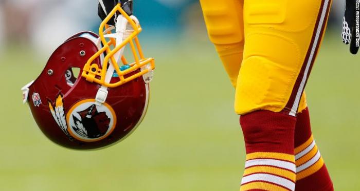 Washington Redskins Retire Nickname And Logo