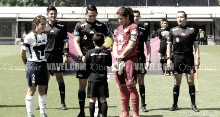 Fotogalería: Pumas 1-1 América Liga MX Femenil