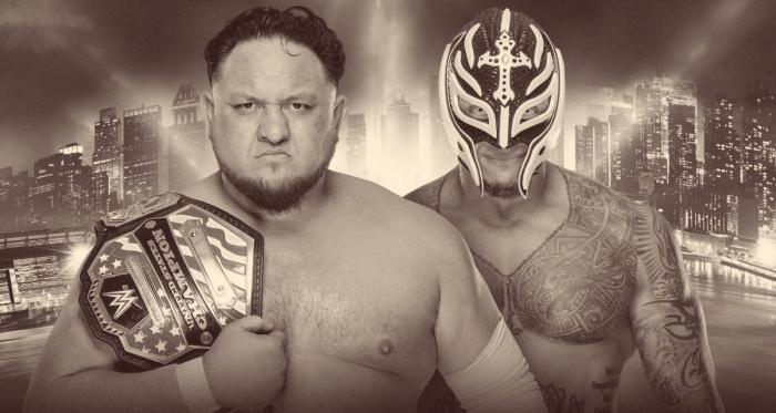 Futuro y pasado de la empresa chocarán en WrestleMania    Fuente: wwe.com