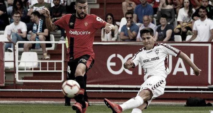 Álvaro Tejero ha jugado la última temporada cedido en el Albacete | Foto: Agencia EFE