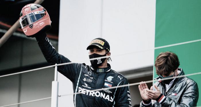 Incontestável, Hamilton vence em Nürburgring e iguala número de vitórias de Michael Schumacher