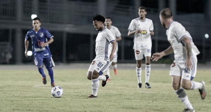 Cruzeiro leva susto, mas empata com São Raimundo-RR e avança na Copa do Brasil