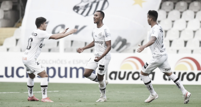 Santos vence São Bento e se mantém na primeira divisão do Campeonato Paulsita
