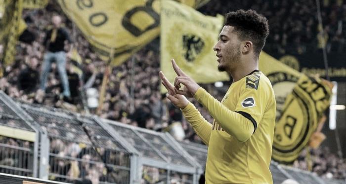 Fim da novela! Borussia Dortmund vende Sancho ao Manchester United por 85 milhões de euros