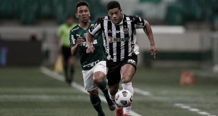 Em jogo com poucas oportunidades, Palmeiras e Atlético-MG empatam na Libertadores
