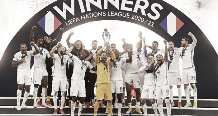 Ranking FIFA 2021: muchos cambios tras la fecha FIFA de octubre
