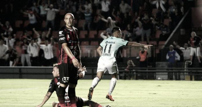 Patronato cayó por goleada ante Colón en Santa Fe. Foto: Web