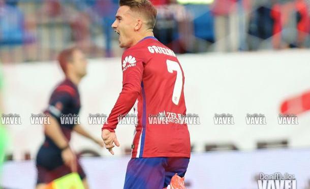 Griezmann tiene el gol, Correa la rebeldía
