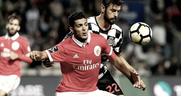 Boavista vs Benfica: Uma questão de reacção / Foto: Facebook do SL Benfica