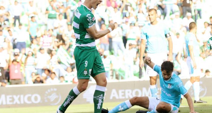"""<p style=""""margin-bottom: 0cm"""">Desde el 24 de febrero no ganaban en la temporada. En dicha ocasión ultimaron 4-0 a Toluca en la octava jornada. (Foto: Santos Laguna)</p>"""