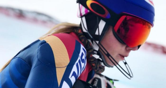 Sci alpino, slalom femminile - Ofterschwang: Shiffrin, ancora una volta - Twitter Shiffrin