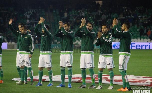 Real Betis - Sporting de Gijón: puntuaciones Betis, ida diecisesavos Copa del Rey