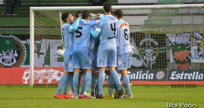 El Atlético Astorga se gusta ante el Celta de Vigo B.