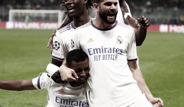 El Madrid asalta Milán sobre la bocina