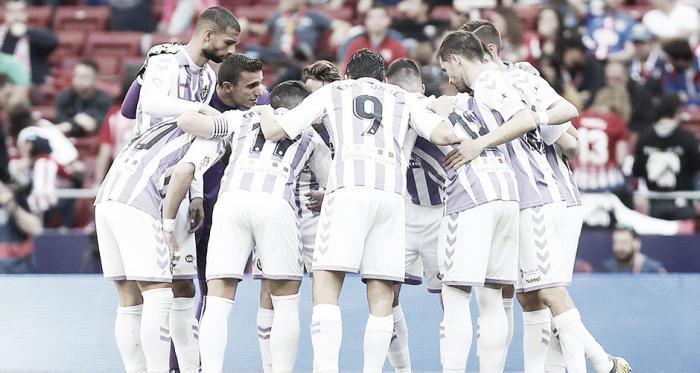 Arenga blanquivioleta // FUENTE: Real Valladolid