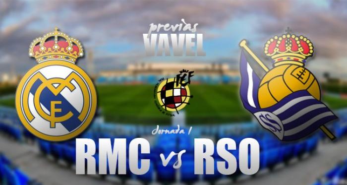 Em teste difícil, Real Madrid enfrenta Real Sociedad na estreia do Espanhol