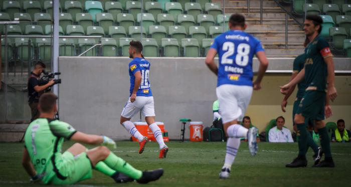 (Foto: Vinnicius Silva/ Cruzeiro EC)