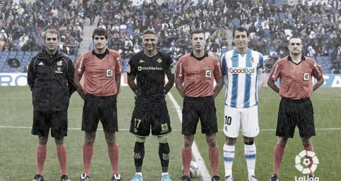 Previa Real Betis - Real Sociedad: en busca de la senda del triunfo