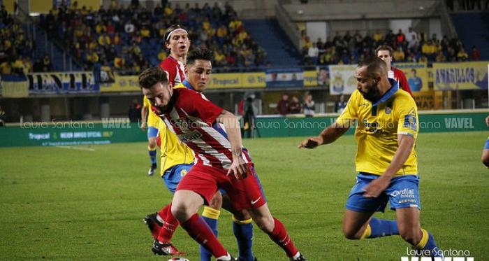 Com vantagem, Atlético de Madrid recebe Las Palmas por classificação na Copa do Rei
